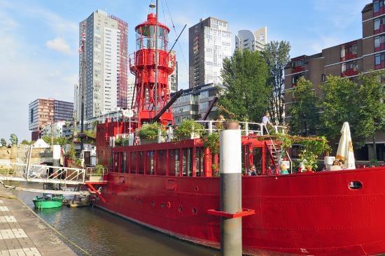 Vessel 11 wijnhaven Rotterdam