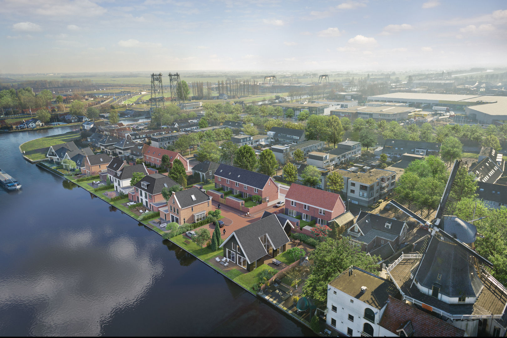 Verkoopstart project Werfkade in Alphen a/d Rijn 21 januari