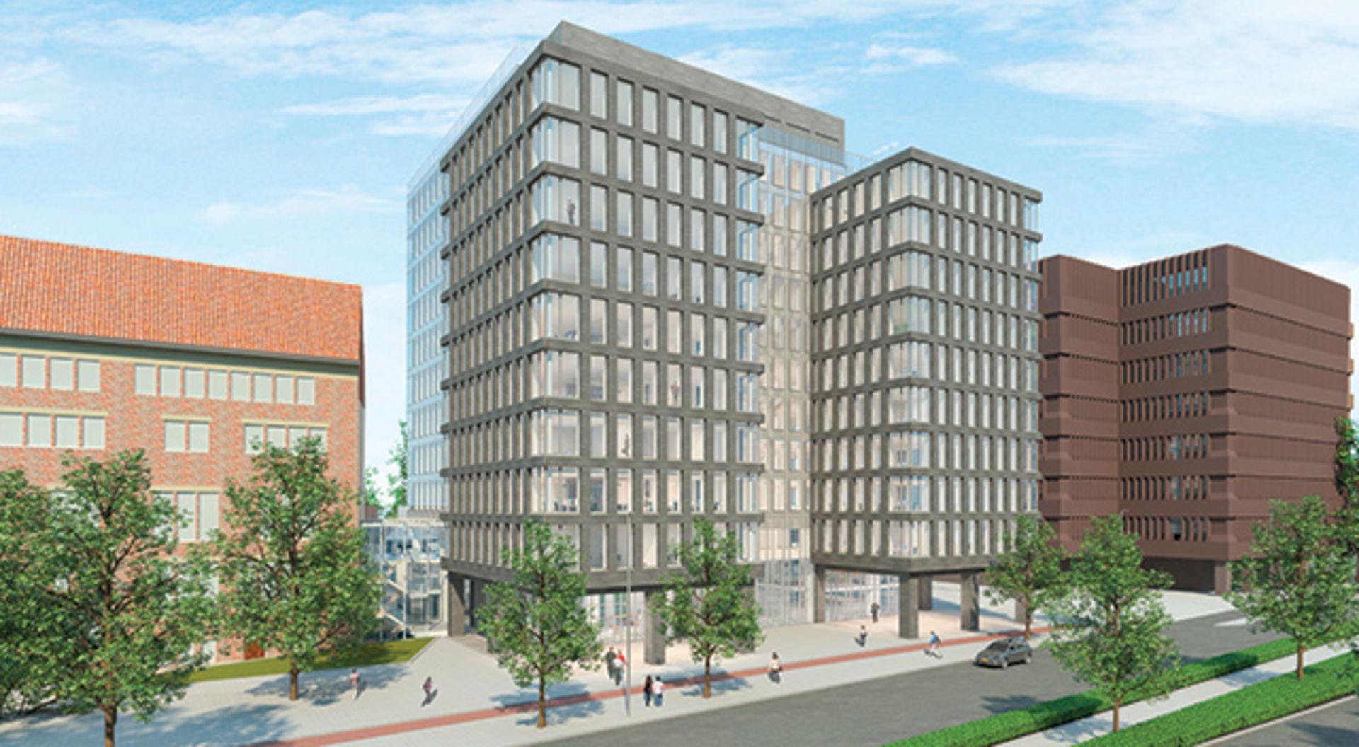 Nieuws schaub partners bedrijfshuisvesting for Nieuwbouw rotterdam huur