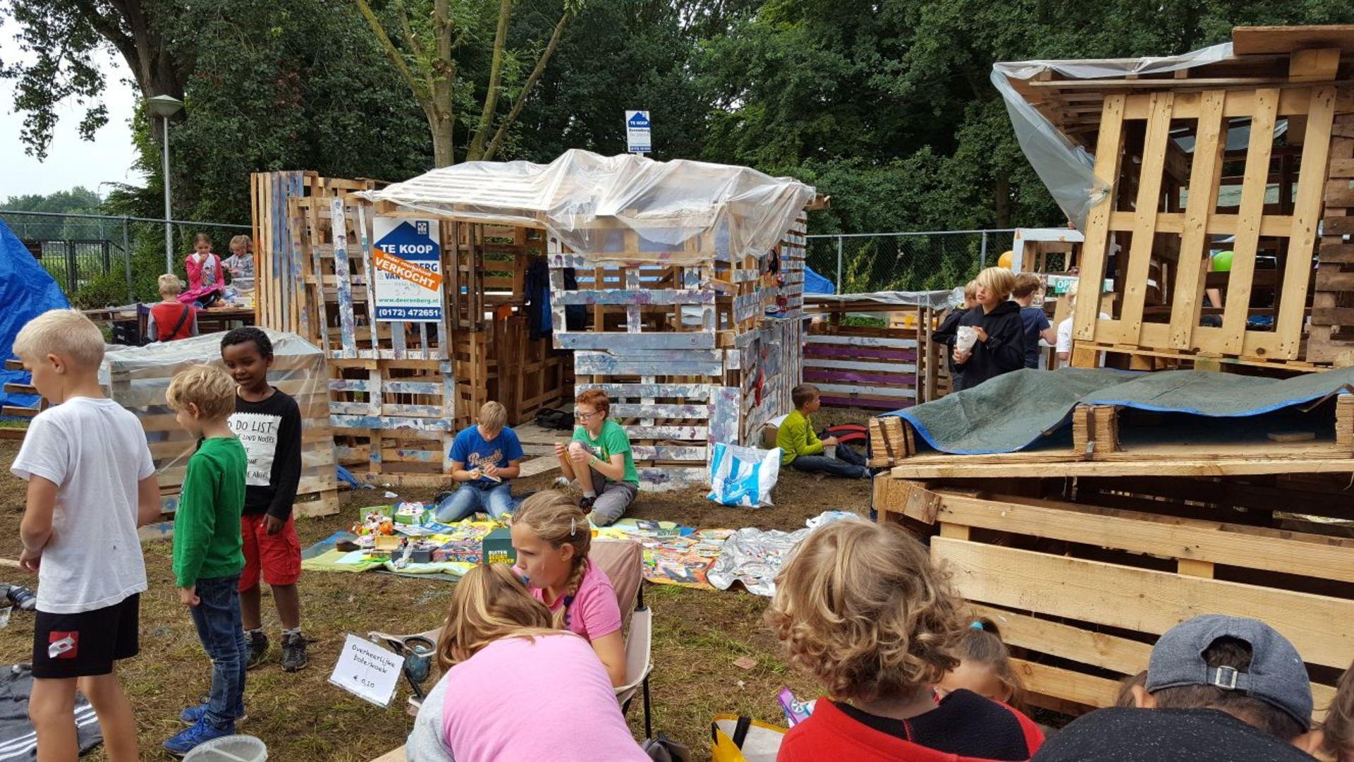 Deerenberg & Van Leeuwen taxeert bij huttenbouw