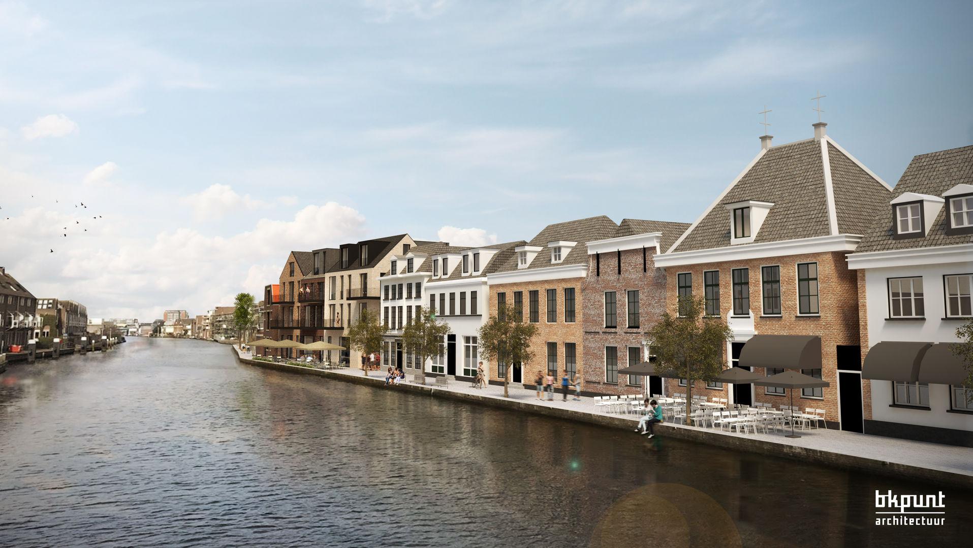 Project Rijnkade 12 te Alphen aan den Rijn