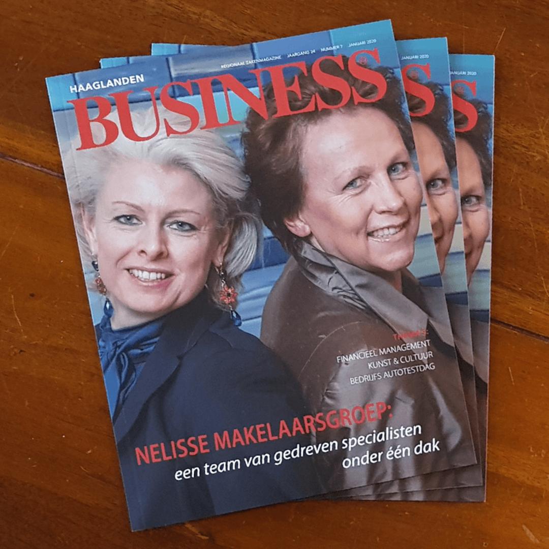 Wij staan in Business Haaglanden!