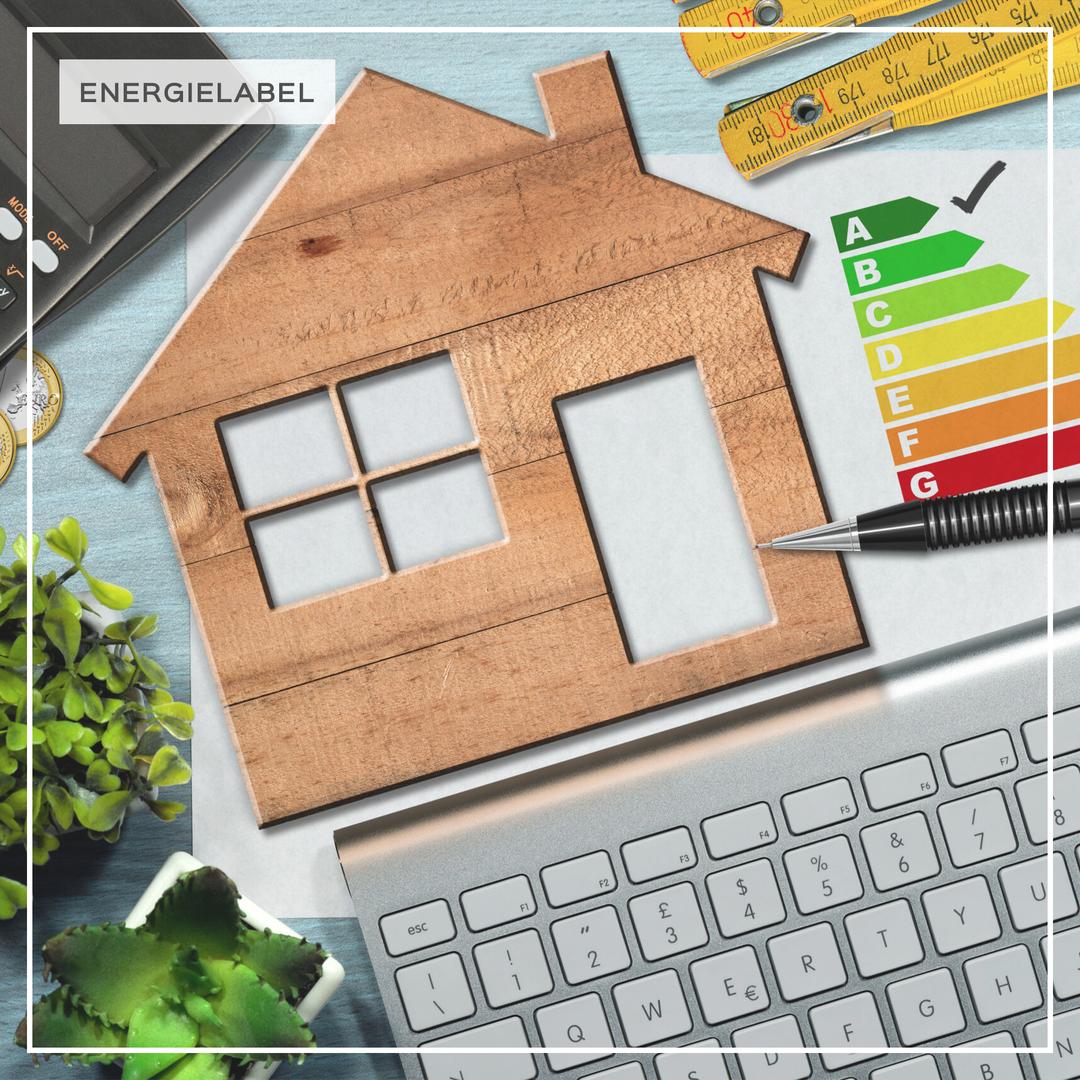 Energielabel voor woningen wijzigt per 1 januari 2021