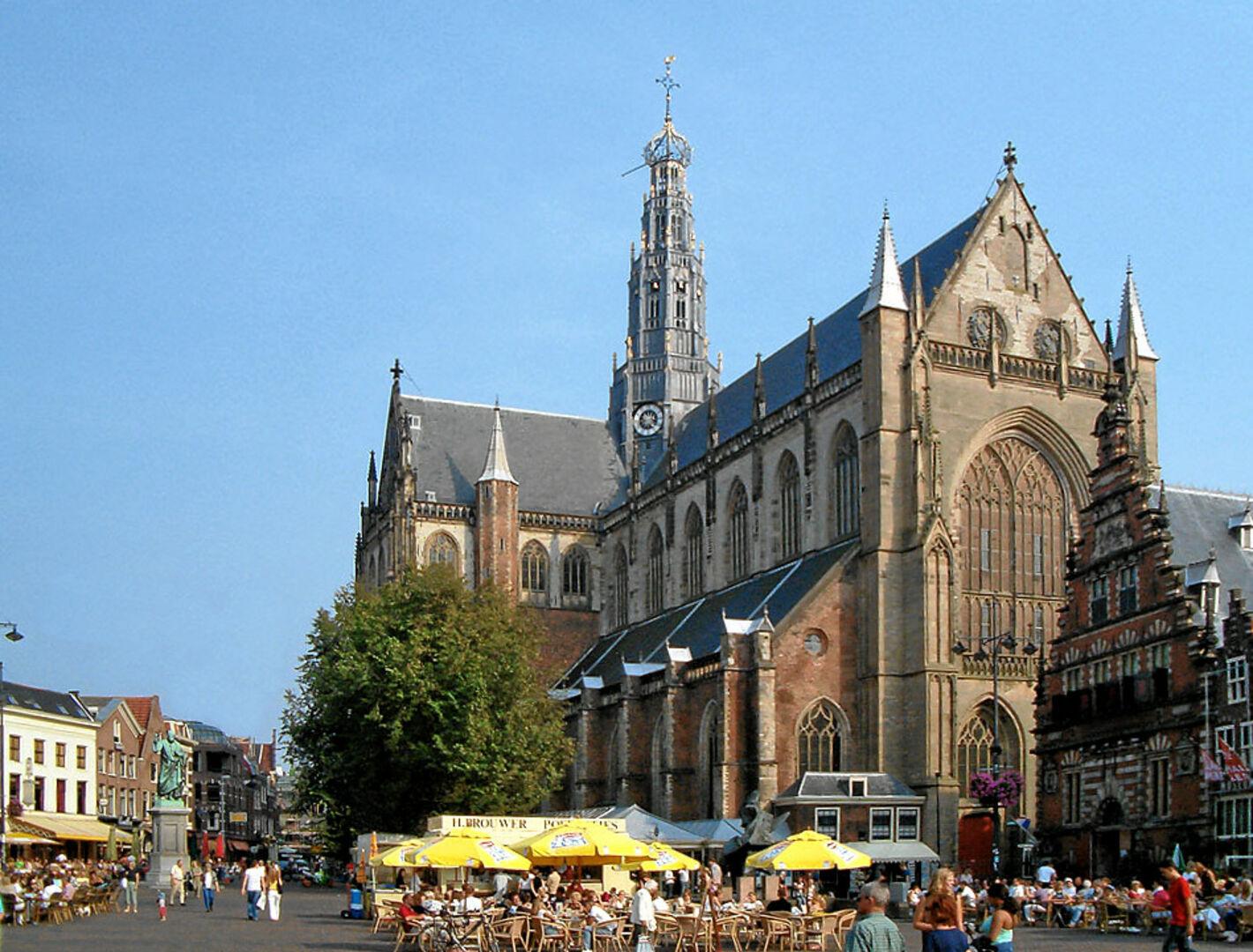 Drukte op huurmarkt Haarlem en omgeving. Verhuur blijft lucratief.
