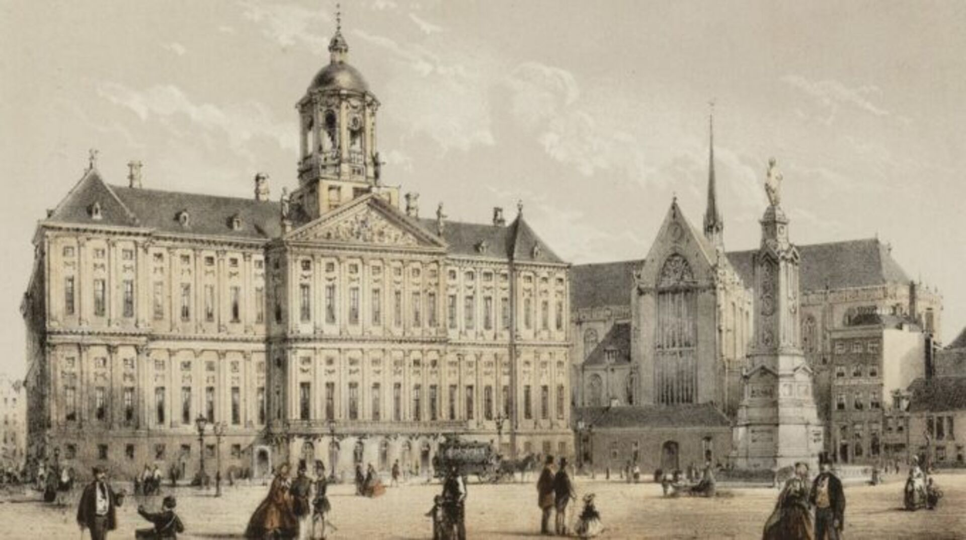 Toen in Amsterdam: 10 x feitjes van vroeger die je nog niet kende (BRON: In de Buurt)