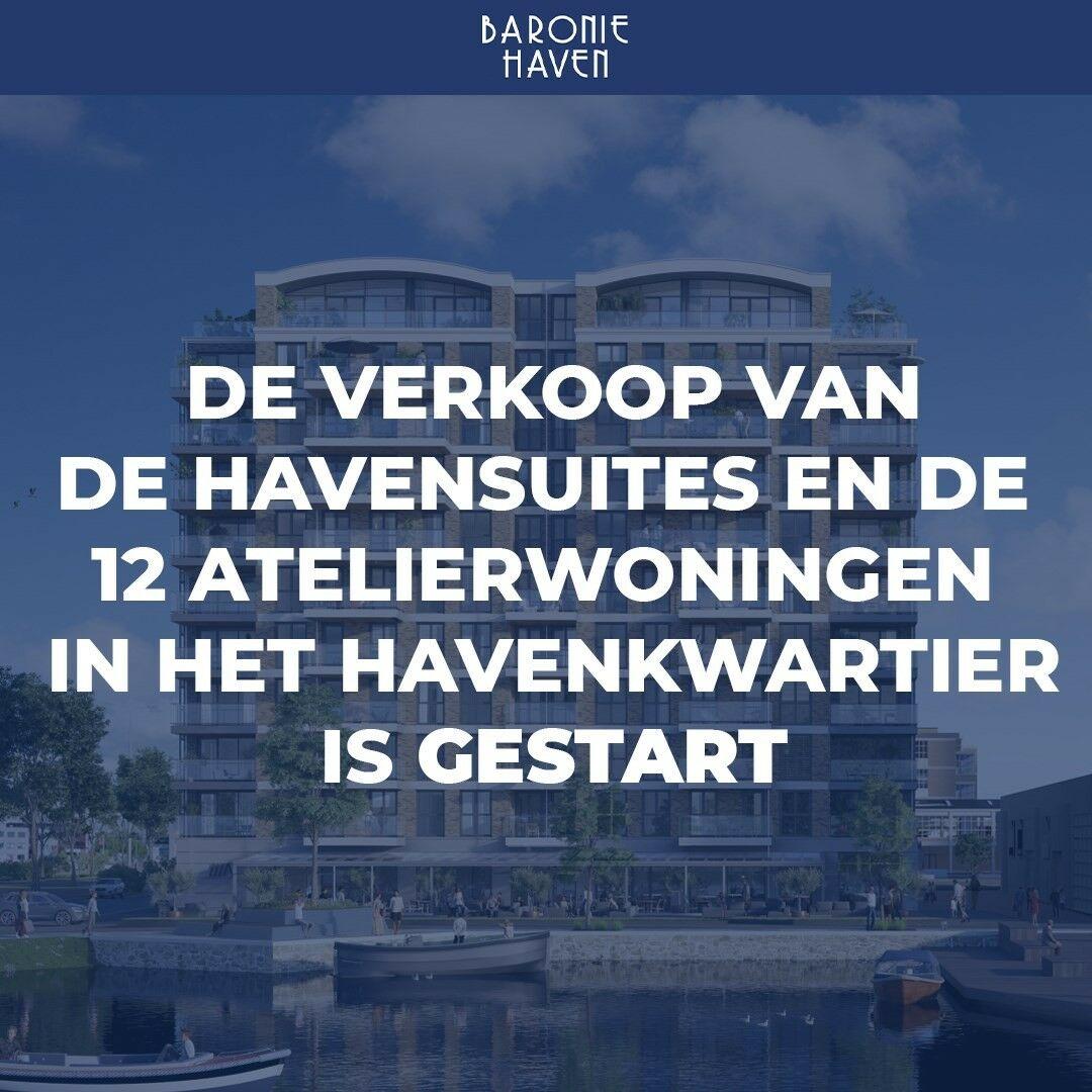 De verkoop is gestart 🎉. Vanaf nu kunt u zich online inschrijvenop www.baroniehaven.nl